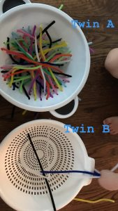 Easy toy hacks using household items - some activities are not for all kids