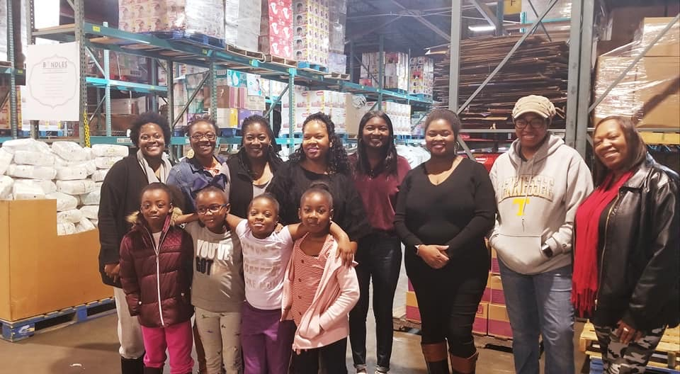 Volunteer as a family in the Birmingham area - Bundles of Hope Diaper Bank