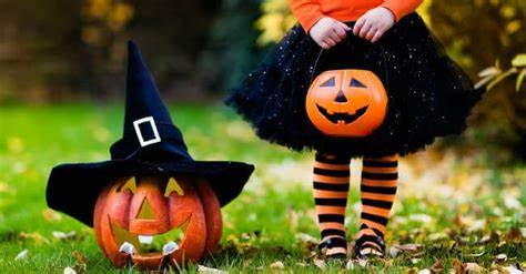Halloween 2020 - tips for celebrating and trick-or-treating Covid-19 style
