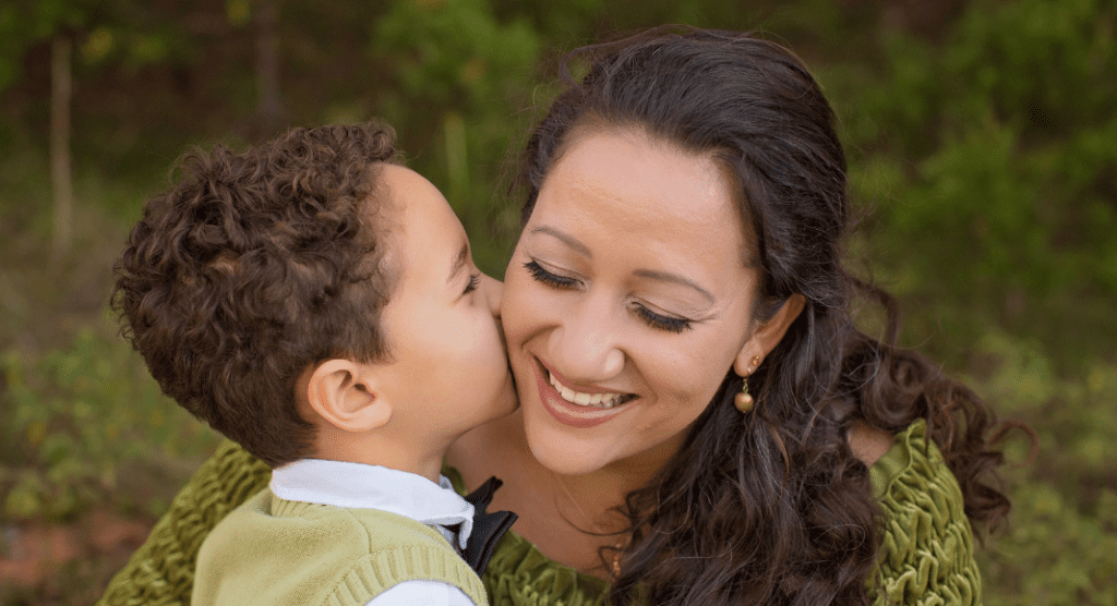 Motherhood is hard, and imperfect parenting is a reality for us all. Give and receive grace freely!