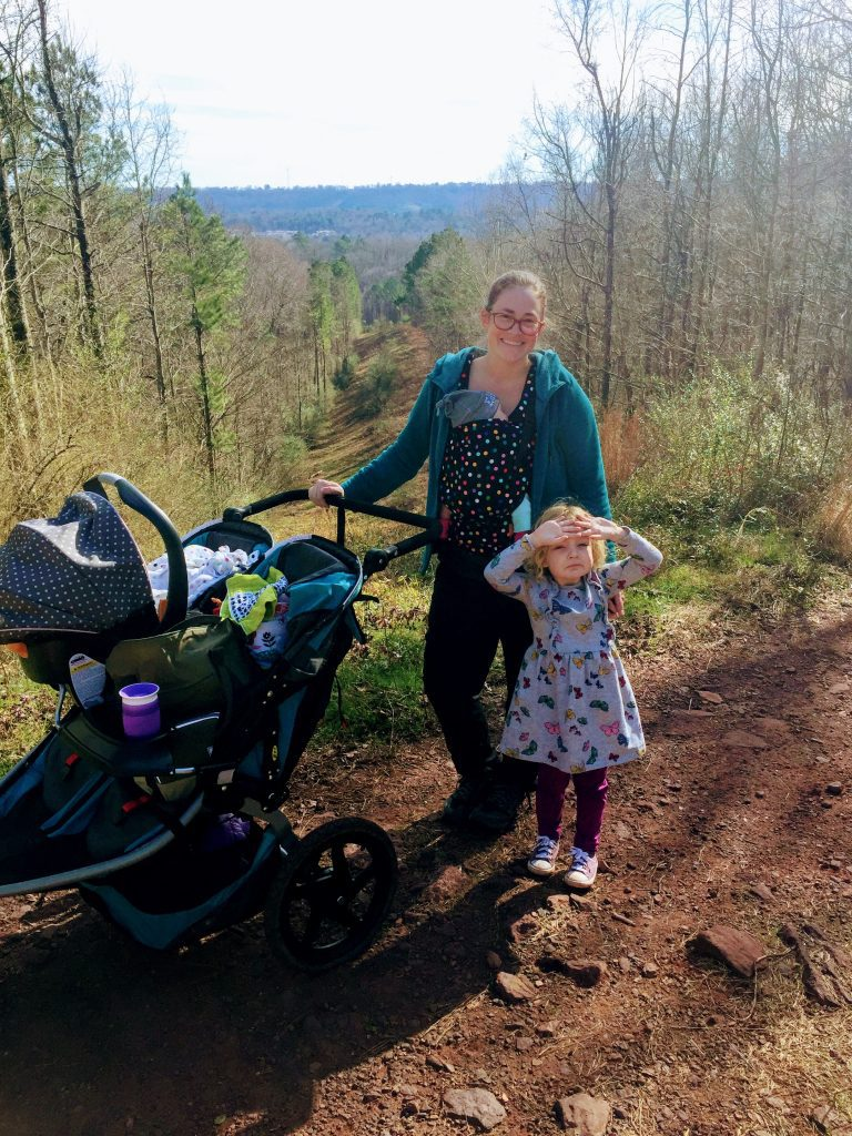 kid-friendly hiking trails in birmingham - some are stroller-friendly