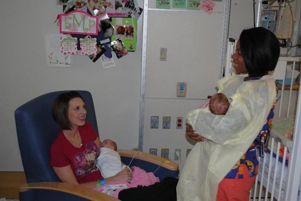 Prematurity Awareness - learning from the NICU nurses