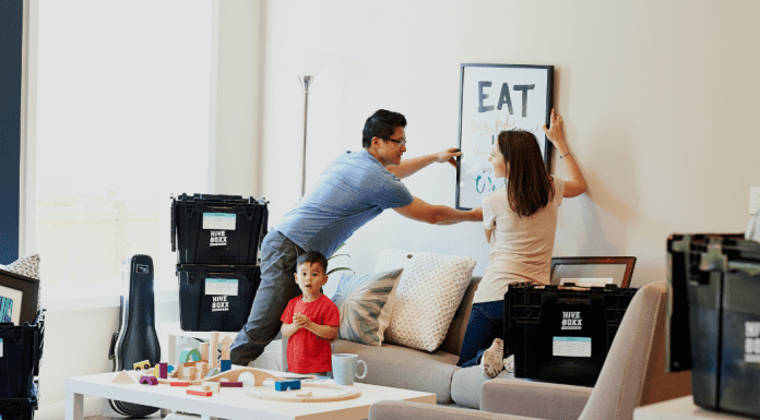 Moving With A Toddler: Prior Preparation