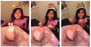 Older child adoption - making up for lost time by celebrating half birthdays!