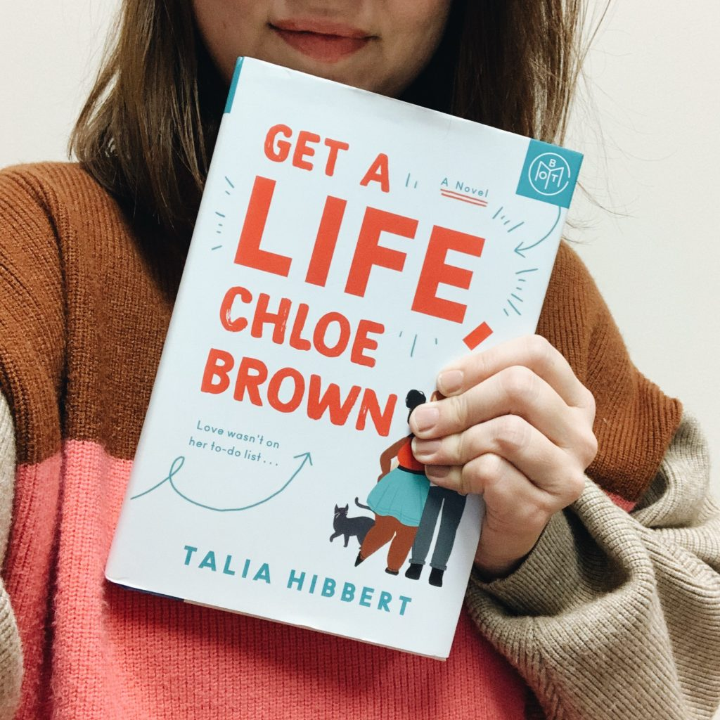 best books of 2020 - Get a Life, Chloe Brown
