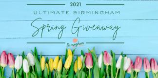 2021 Ultimate Birmingham Spring Giveaway