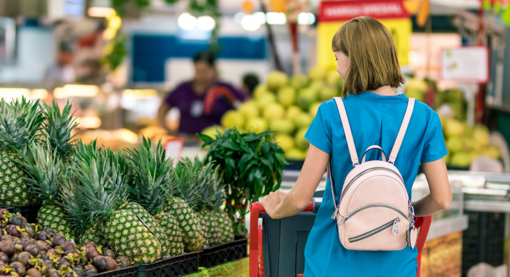 Top reasons for shopping at Aldi - including fresh produce!