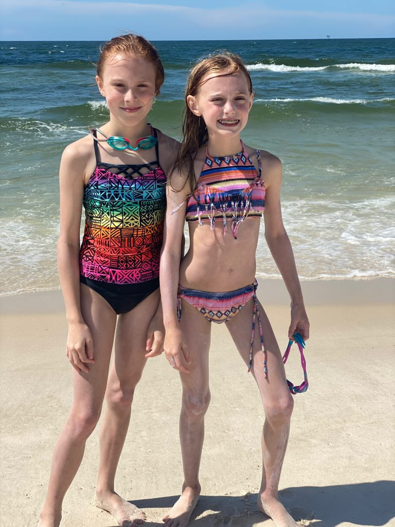 There are joys and challenges of having twins--it is double the fun and double the trouble!
