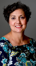 Dr. Katherine Thompson, nurse anesthetist (and former labor and delivery nurse)