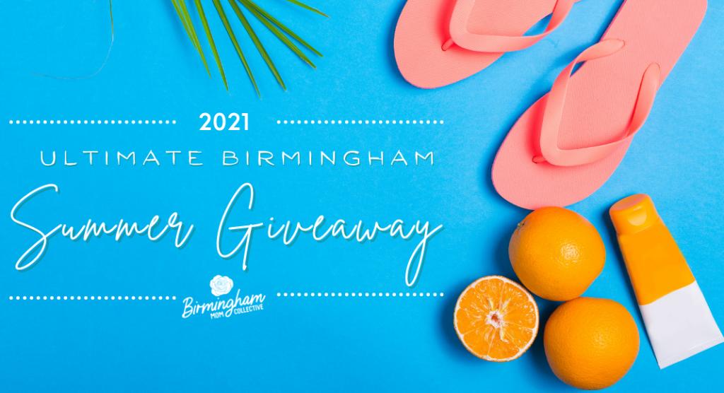 Ultimate Birmingham Summer Giveaway