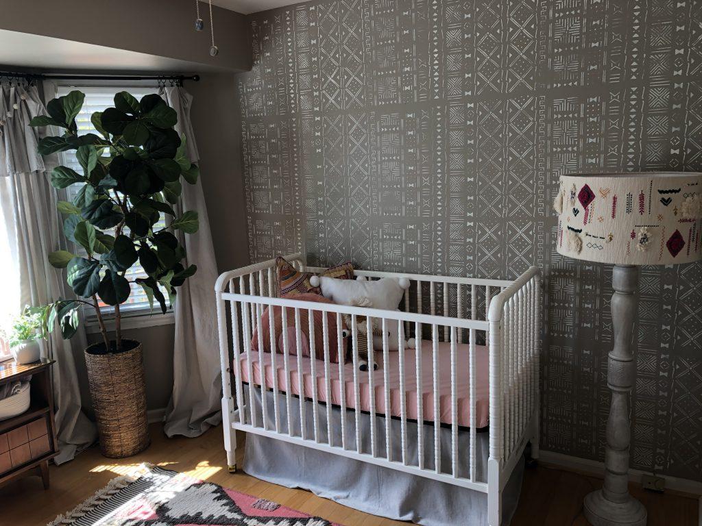 nursery design tips