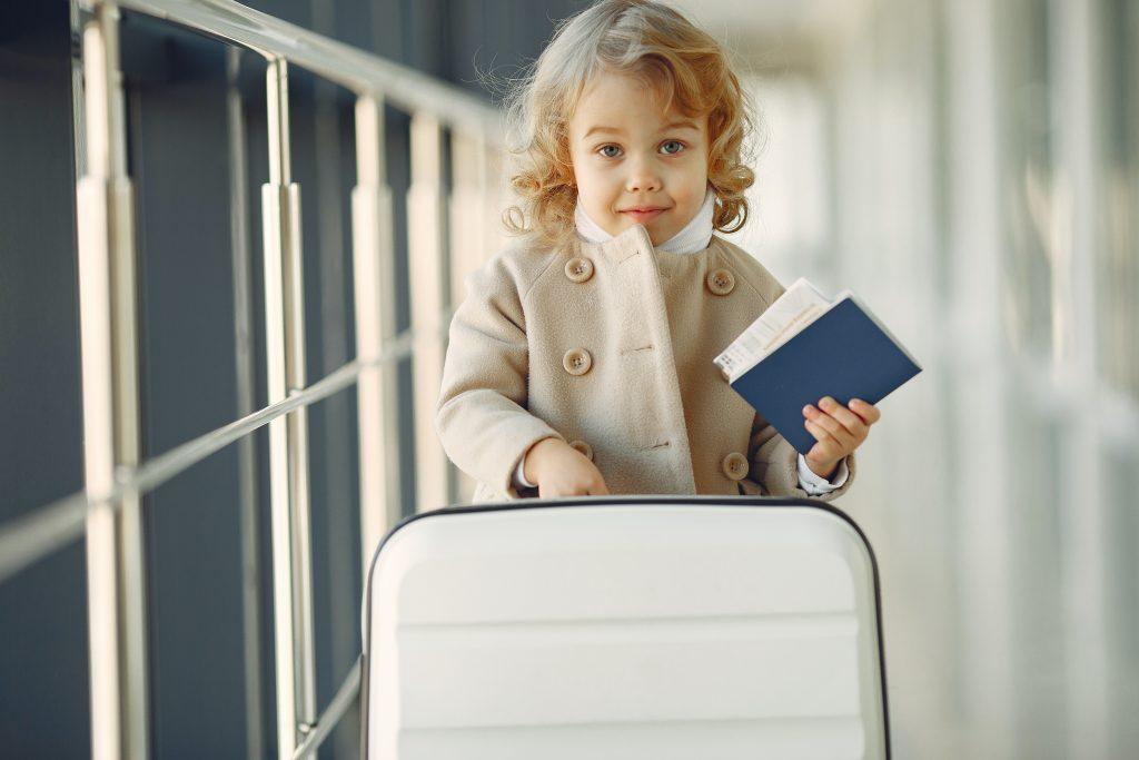 passports for children