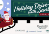 Holiday Drive-In with Santa 2021